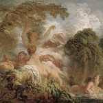 The Bathers Jean Honore Fragonard Wholesale Oil Painting China Picture