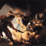 The Blinding Samson Rembrandt Wikipaintings