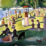 The Bourgeoisie Seurat Mostly Known For His Famous Painting