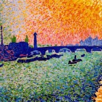 The Bridge View River Andre Derain Wikipaintings