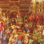The Century Painting William Holman Hunt Depicting