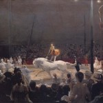 The Circus George Bellows Malmo Sweden Oil Painting Reproductions
