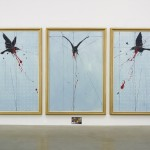 The Crow Damien Hirst Wikipaintings