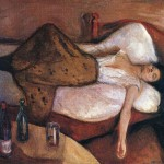 The Day After Edvard Munch Wikipaintings