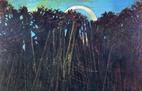 The Embalmed Forest Max Ernst Wikipaintings