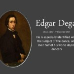 The Famous Edgar Degas And His Paintings Screenshot