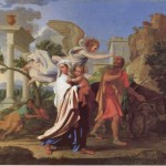 The Flight Into Egypt Nicolas Poussin Wikipaintings