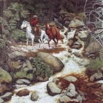 The Forest Has Eyes Bev Doolittle Art
