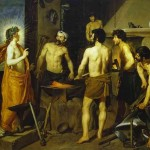 The Forge Vulcan Diego Velazquez Painting