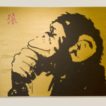 The Golden Monkey Painting Slade Smiley