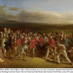 The Golfers Considered Most Famous Golf Painting World
