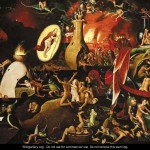 The Harrowing Hell Pieter Huys Wikigallery Largest