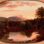 The Hudson River School Paintings Date Back When Many