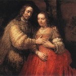 The Jewish Bride Rembrandt China Oil Painting Gallery