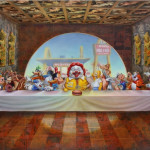 The Last Supper One Most Iconic Paintings World
