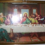 The Last Supper Painting Wikimedia Commons