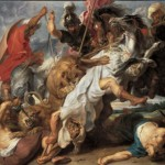 The Lion Hunt Peter Paul Rubens Wikipaintings