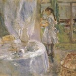 The Little Cottage Berthe Morisot Wholesale Oil Painting China