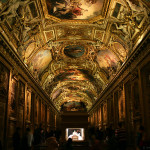 The Louvre Art And Graphy