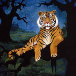 The Lsu Museum Art Hosting Exhibition Titled Blue Dogs And