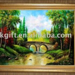 The Most Beautiful Water City Venice Oil Painting For Office