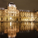 The Musee Louvre English Museum Features Nearly