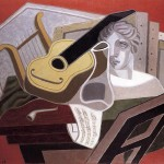 The Musician Table Juan Gris Wikipaintings