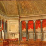 The Old House Representatives Samuel Morse American Art