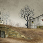 The Old Root Cellar Framed Print Artist Billy Jacobs