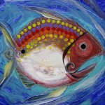 The Original Fish Art Paintings And Other Fine Designs