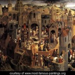 The Passion Christ Hans Memling Most Famous Paintings