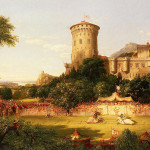 The Past Thomas Cole Wikipaintings