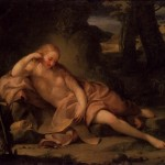 The Penitent Magdalene Anton Raphael Mengs Artinthepicture