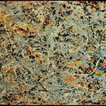 The Real Beauty Pollock Art Can Only Seen Large