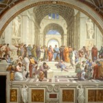 The School Athens One Most Famous Paintings Italian