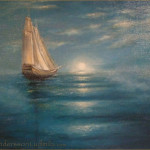 The Sea Painting From Gallery Anderssonludmila