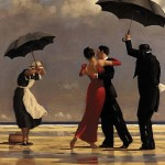 The Singing Butler One Jack Vettriano Most Famous Paintings