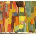 The Style Kairouan Paul Klee Wikipaintings