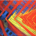 The Uprising Futurist Art Image Luigi Russolo