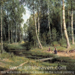 The Value Oil Paintings Landscapes Painting Reproductions