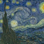The World Most Famous Paintings Recreated Using Just Torch