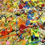 There Dragon Art Room Jackson Pollock Success
