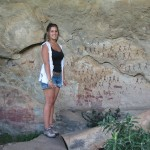 Thesweepingswallow Ancient Paintings Rockface