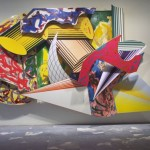 Thieves And The Guards Frank Stella Paint Meets Sculpture
