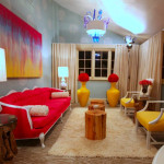 This David Bromstad Room From Color Splash Did The Painting