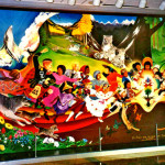 This Denver International Airport Painting Peace And Harmony