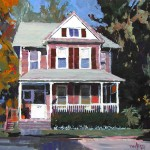 This House Painting Commission Did From Graph The Client
