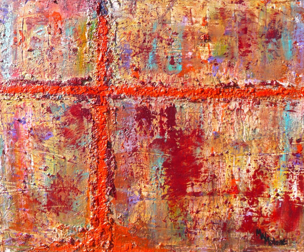 This One Series Abstract Paintings Inspired The