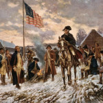 This Picture George Washington Valley Forge