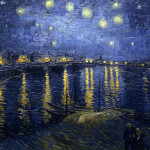 This Work Art From Van Gogh Famous Today Classic Painting